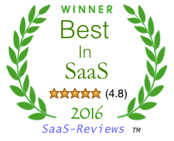 Saas-reviews best in saas award 2016